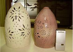 ランプシェード彫り体験の詳細03