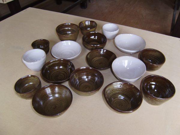 陶芸の始まり